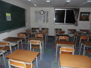 宇都宮教室 自習室